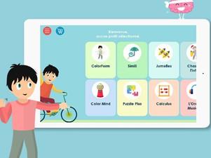 Programme Coco: jeux cognitifs pour enfants de 5 à 10 ans