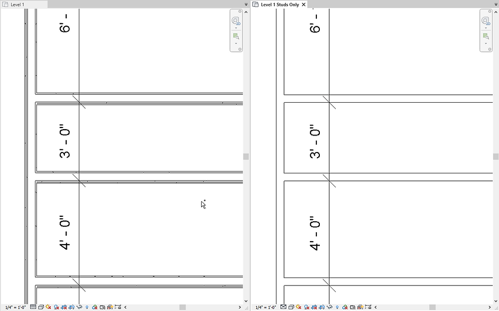 Revit 2022 New Features Wall Core Only