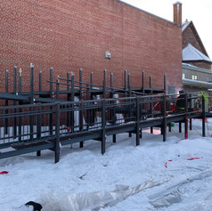 Ramp Fabrication