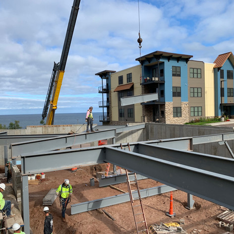 Setting Structural Steel