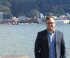 Darren Butter, Financial Planner, Wellington