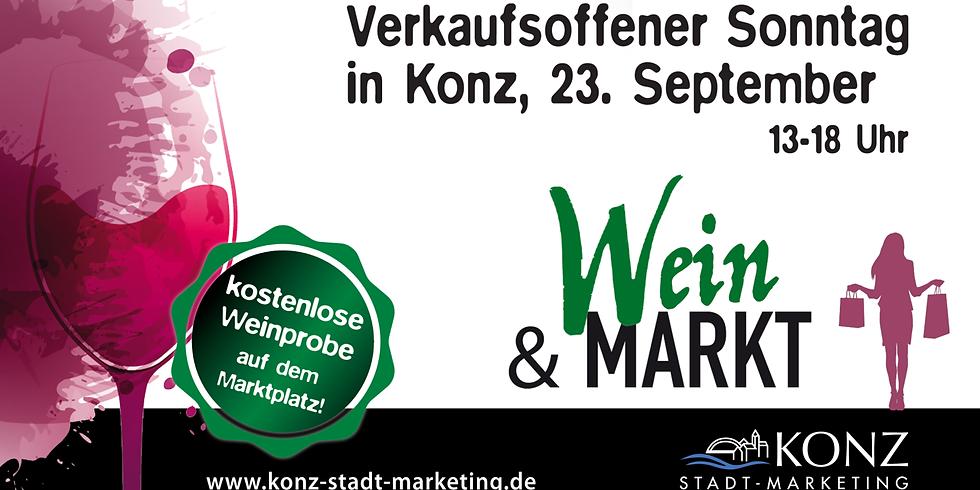 Wein & Markt in Konz