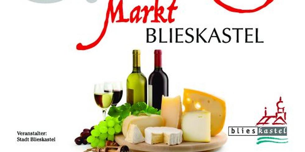 3. Blieskasteler Wein- und Käsemarkt