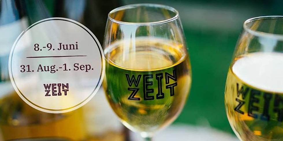 Weinzeit am Saarbrücker Staden