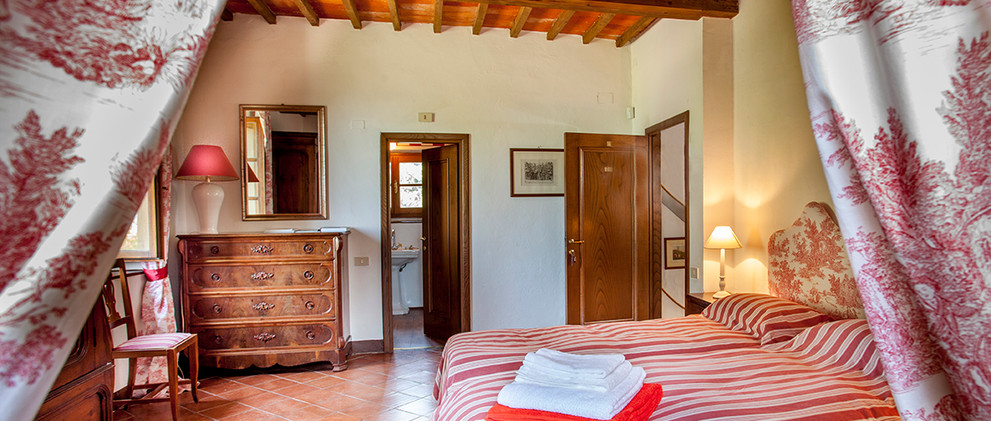 Bedroom 1: Eclair du Perron