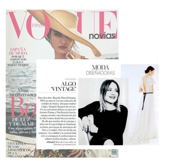 Sommera & Vogue Novias