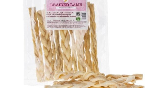 JR Braided Lamb Tails
