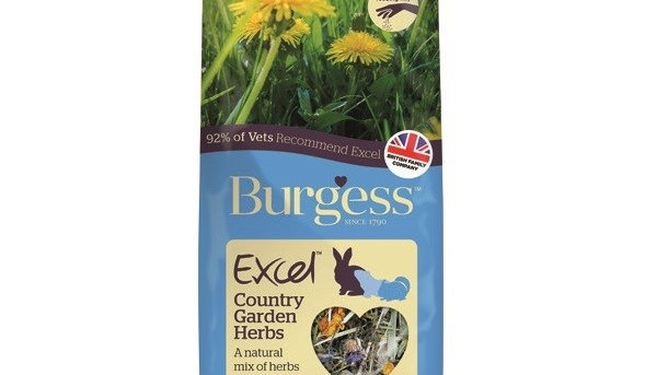 Burgess Garden Herbs Hay Mix