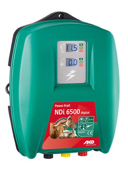 Energizador Power profi Digital ND6500 220v