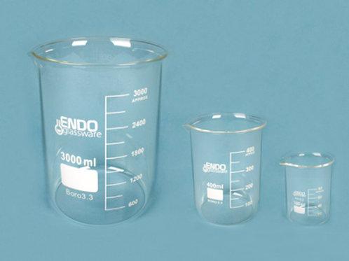Vaso precipitado forma baja 1000 ml.