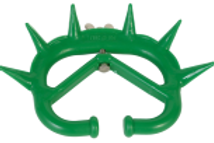 Evitamámas de plástico para jovenes animales y adultos