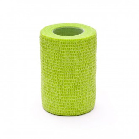 Venda Cohesiva Equilastic verde, 10cm