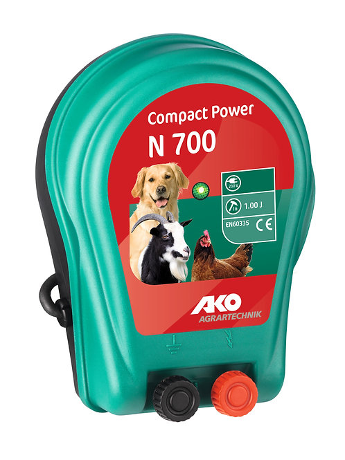 Energizador Compact Power N700