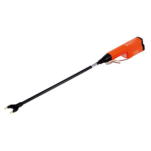 Empujador Hot-Shot rojo con vara flexible 60cm