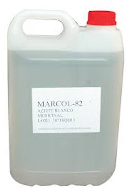 Vaselina liquida, envase 5Lt