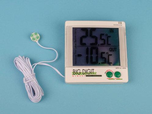 Termómetro digital max -  min
