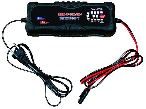 Cargador automatico, bateria 12v