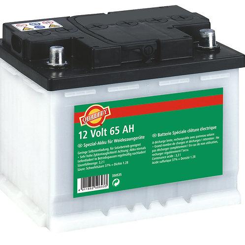 Bateria 12v 65AH, 242 x 175 x 190
