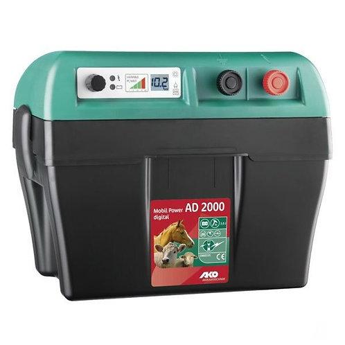 Energizador Mobil Power A2000 Digital  220v