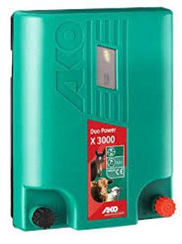 Energizador DUO x 3000. 12v-220v