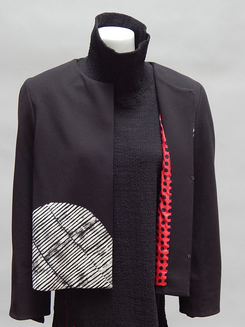 Short Lined Jacket