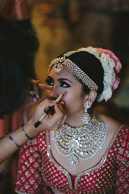 Real Weddings_ Fashion Designer's Gorgeo