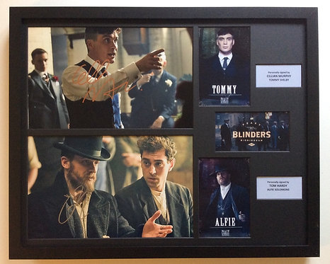 Cillian murphy & Tom Hardy PEAKY BLINDERS SKU22