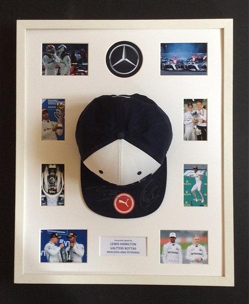 Lewis Hamilton & Valterri Bottas LHVB 4-C