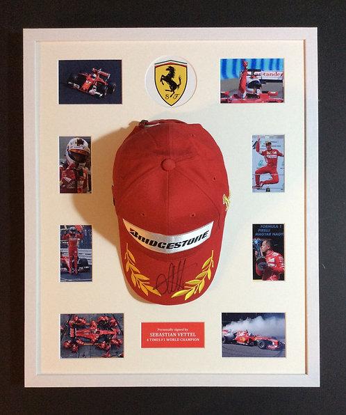 Sebastian Vettel SV16