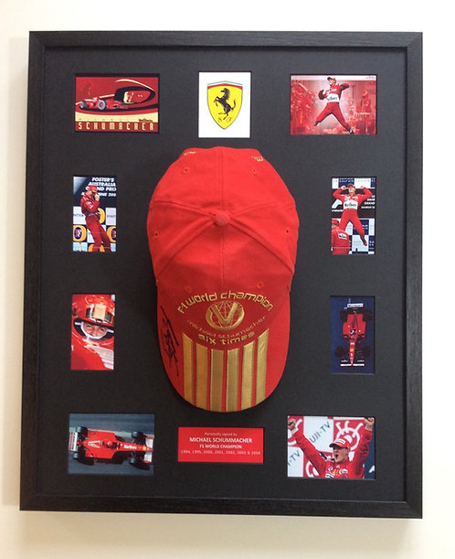 Michael Schumacher MS6