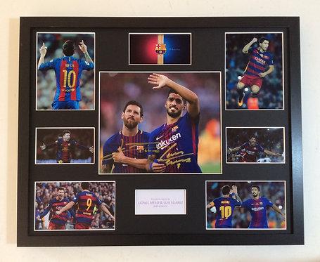 Lionel Messi & Luis Suarez LMLS1