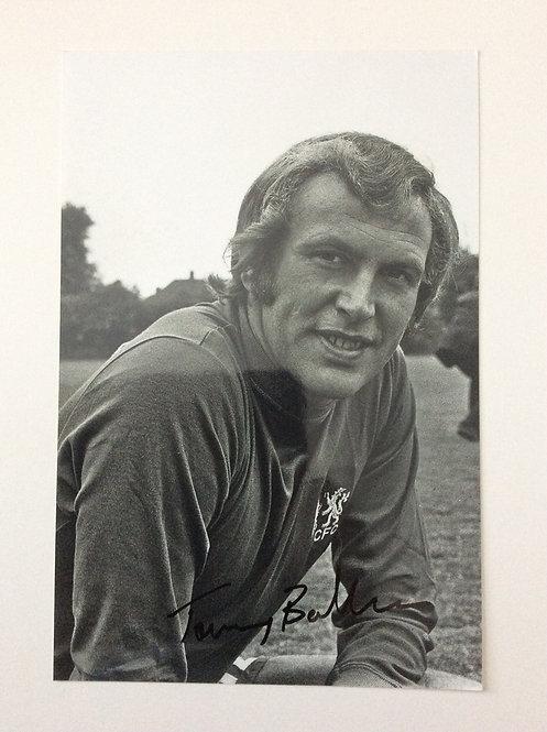 Tommy Baldwin