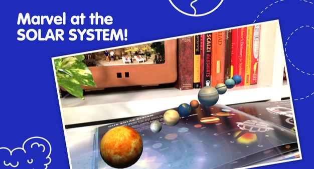 Marvel at the Solar System!