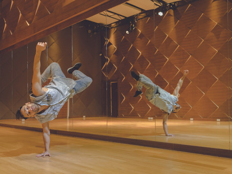 A Life of Dance and Song with PJ Rebullida