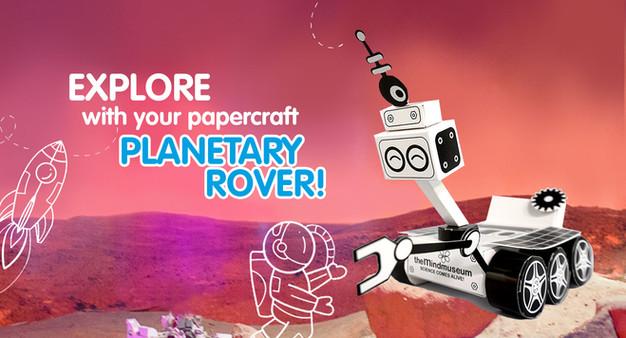 DIY Planetary Rover