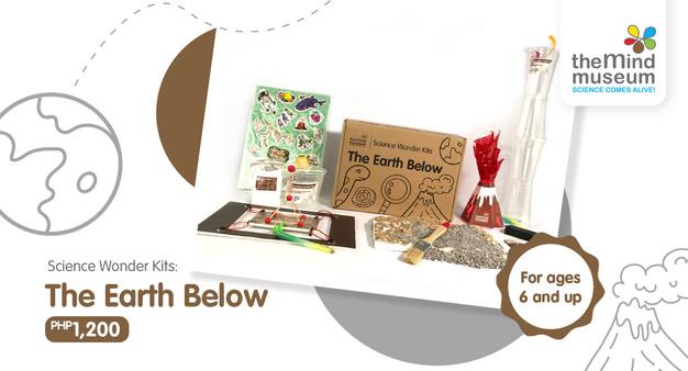 Science Wonder Kits: The Earth Below