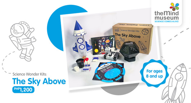 Science Wonder Kits: The Sky Above