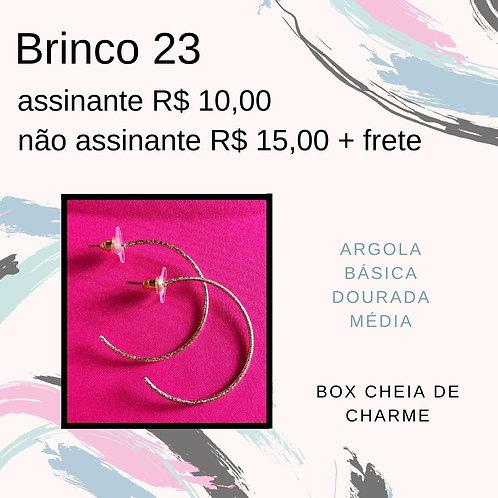 Brinco 23