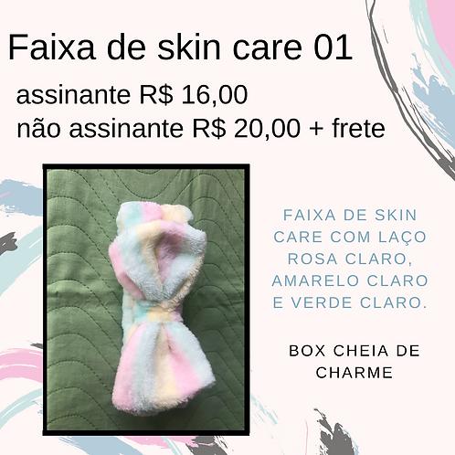 Faixa de skin care 01