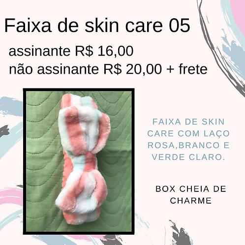 Faixa de skin care 05