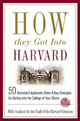 How They Got into Harvard