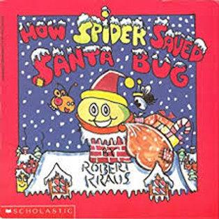 How Spider Saved Santa Bug