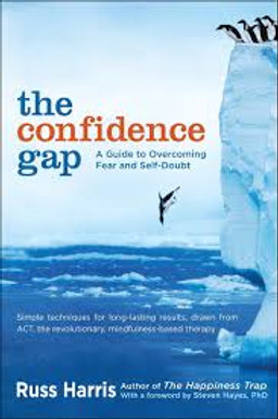 Confidence Gap: A Guide to Overcoming Fear and Self-Doubt, The