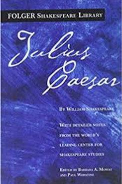 Julius Caesar (The New Folger Library Shakespeare)