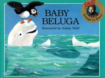 Baby Beluga (Songs to Read)
