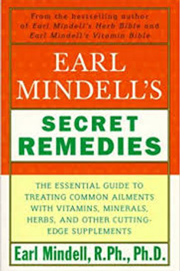 Earl Mindell's Secret Remedies