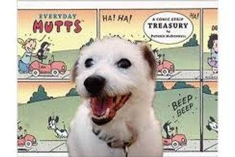 Everyday Mutts: A Comic Strip Treasury (Mutts Treasury)