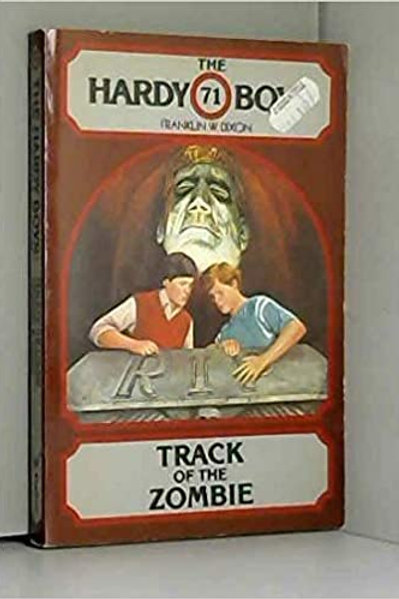 Track of the Zombie (Hardy Boys #71)