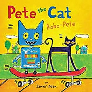 Pete the Cat Robo- Pete