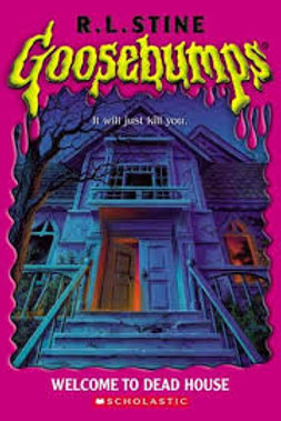 Welcome To Dead House (Goosebumps Series #1)